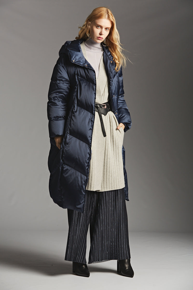 Puff Maxi Down Coat
