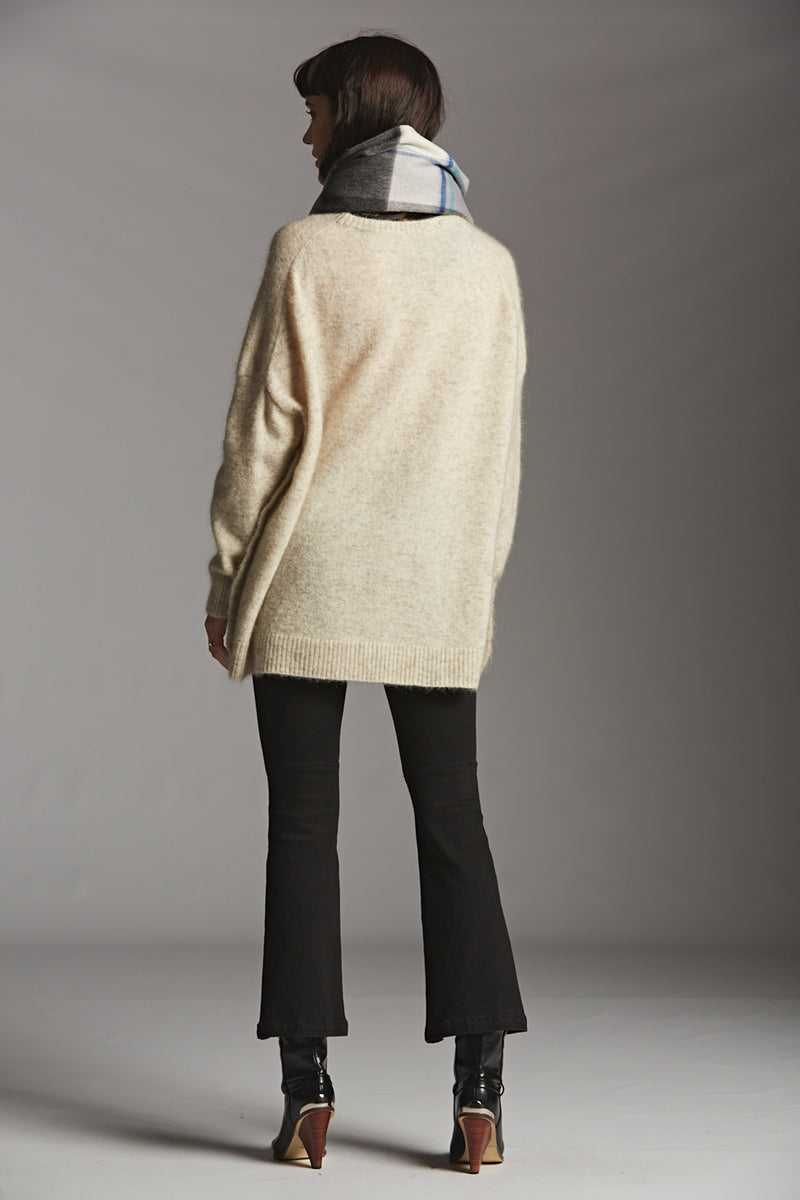 Oversize Spongy Sweater