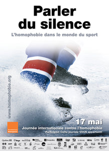 2010 Poster: Homophobia in the Sports World