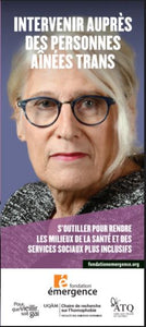 Pamphlet '' Integrating trans people in the workplace'' (available in French only)