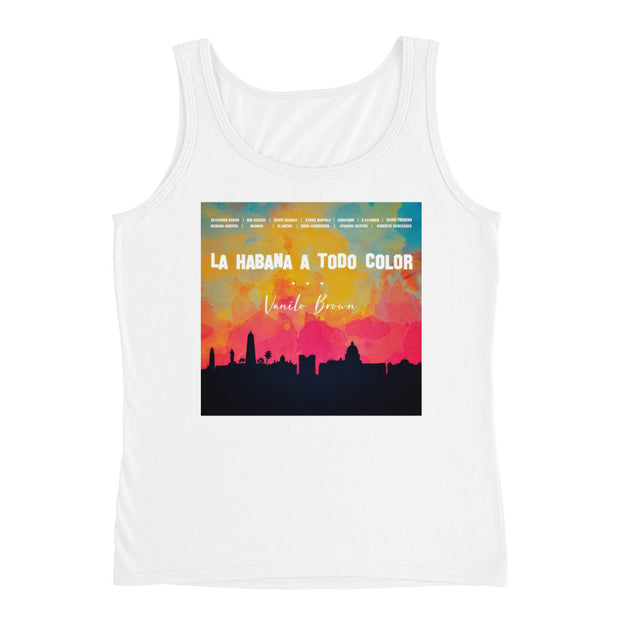 A todo color Tank top