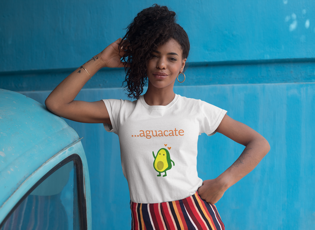Aguacate T-Shirt | Fruit Shirt | Avocado T-Shirt | Summer Shirts