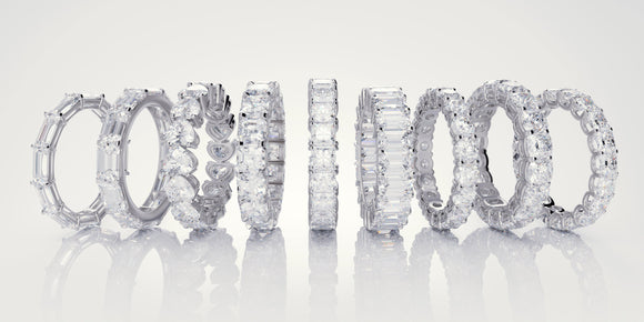 Eternity Bands - adornet jewels
