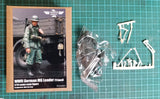 WWII German MG Loader - 80mm 1/24 Scale Resin Figure