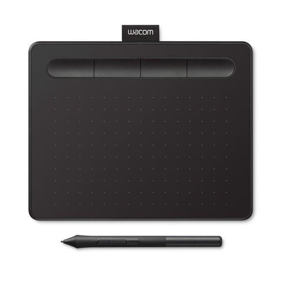Wacom Intuos Small, Black (4096 levels)