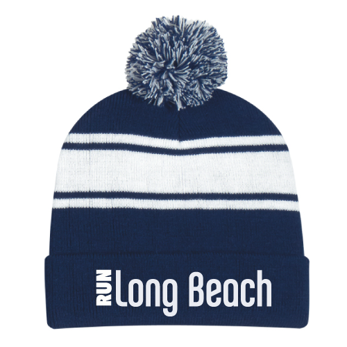 Run Long Beach Beanie