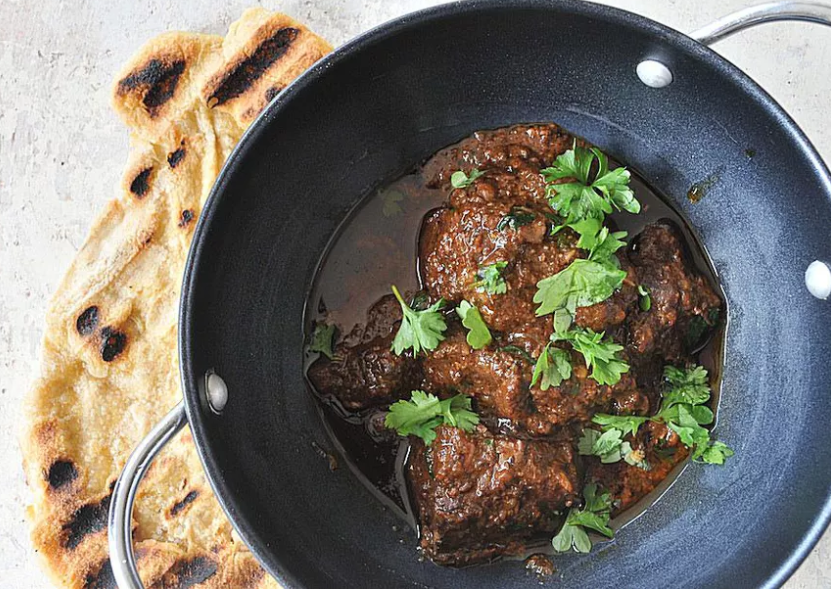 Moroccan Spiced Goat Stew
