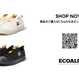 ECOALF ACT NOW! スニーカー / ACT NOW! SNEAKERS MAN