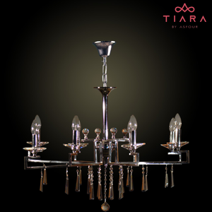Asfour Crystal Chandelier 3333 / 1 / 8 Gold