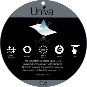 Univa: Duo - Hang Tag