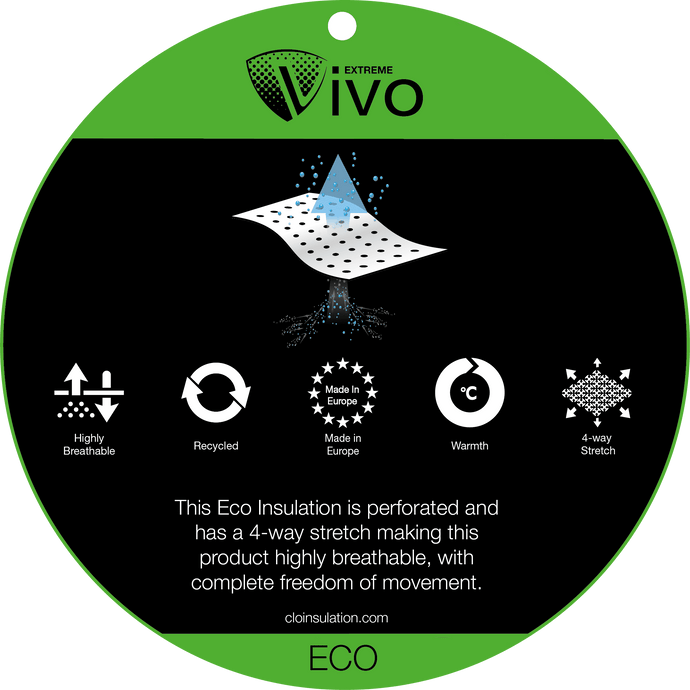 Vivo Extreme: Eco - Hang Tag