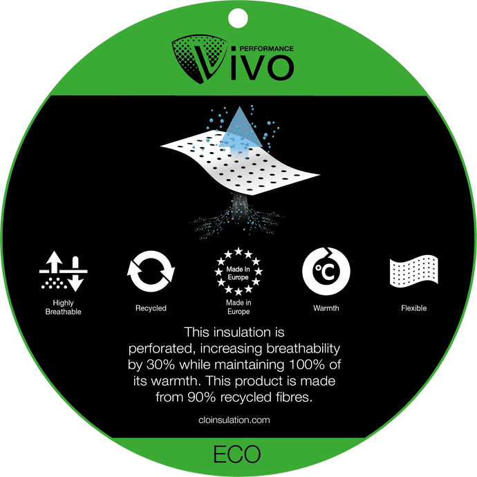Vivo Performance: Eco - Hang Tag