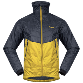 bergans of norway jacket with breathable recycled insulation