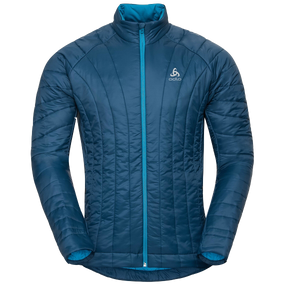 odlo jacket for running with clo insulation