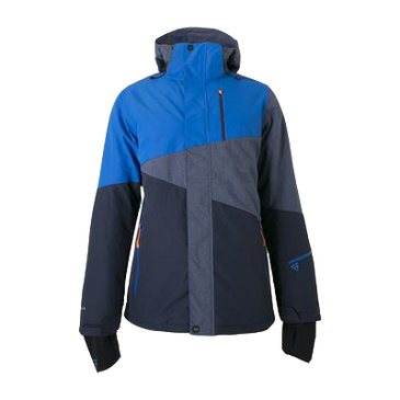 brunotti mens ski jacket with recycled clo insulation