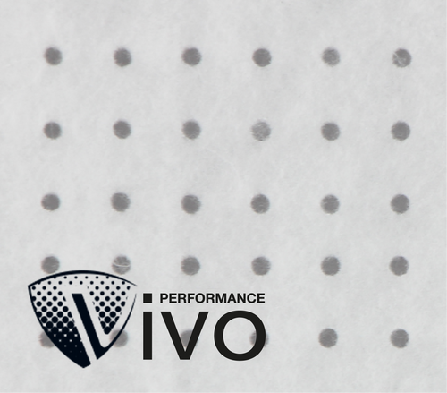 Vivo Performance insulation recycled with holes