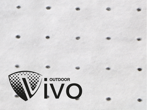 Vivo Outdoor insulation recycled with holes