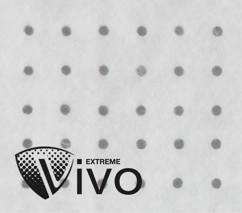 Vivo Extreme insulation recycled with holes
