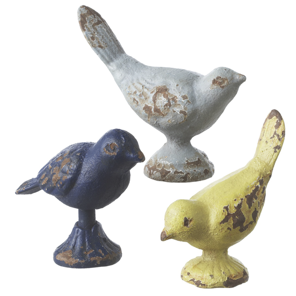 Cast Iron Birds