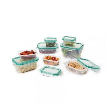 OXO Snap Plastic Food Containers