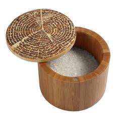 Totally Bamboo Salt Boxes