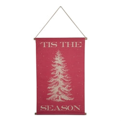 Tis the Season Wall Scroll