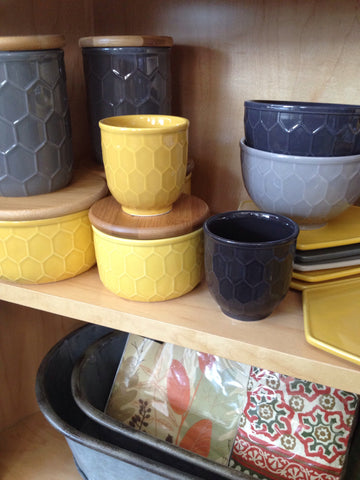 Honeycomb Ceramics