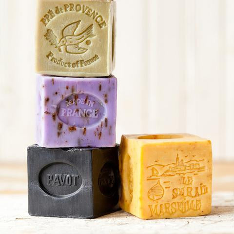 Marseille Milled Soap Cubes