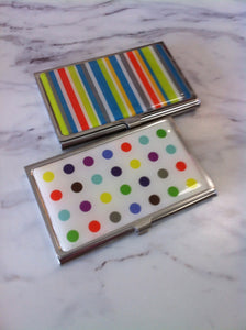 Candy Business Card Case