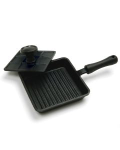 Cast Iron Mini Panini Press