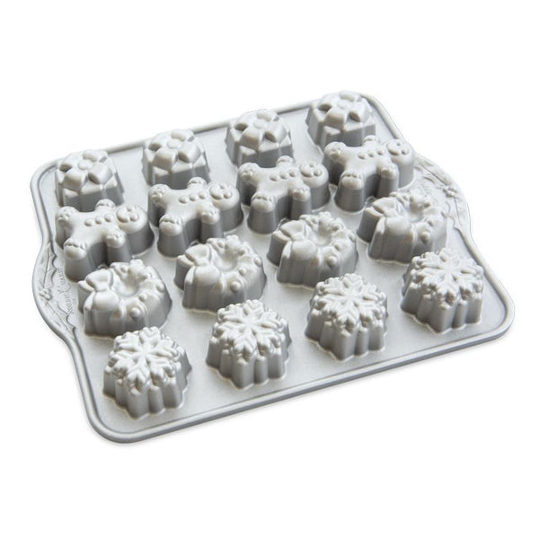 Nordicware Cast Baking Pans