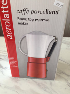 Espresso Porcellana Coffee Maker
