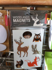 Woodlands Magnets