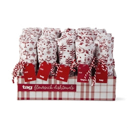 TAG Christmas Towels