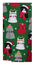 KayDee Christmas Dual and Terry Towels