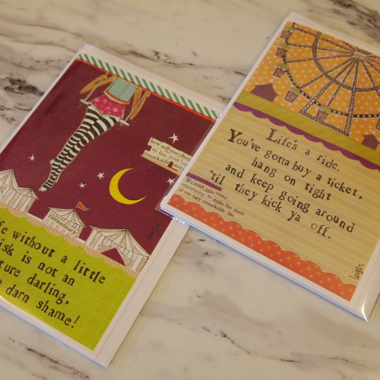 Curly Girl cards