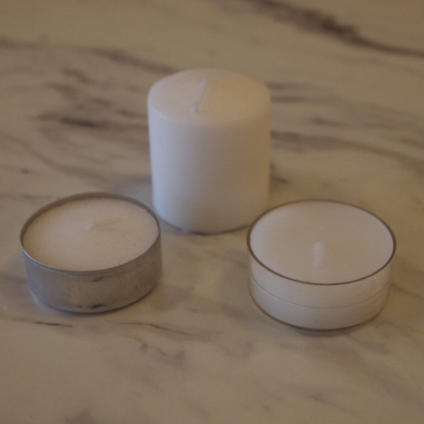 Tealights and Votives