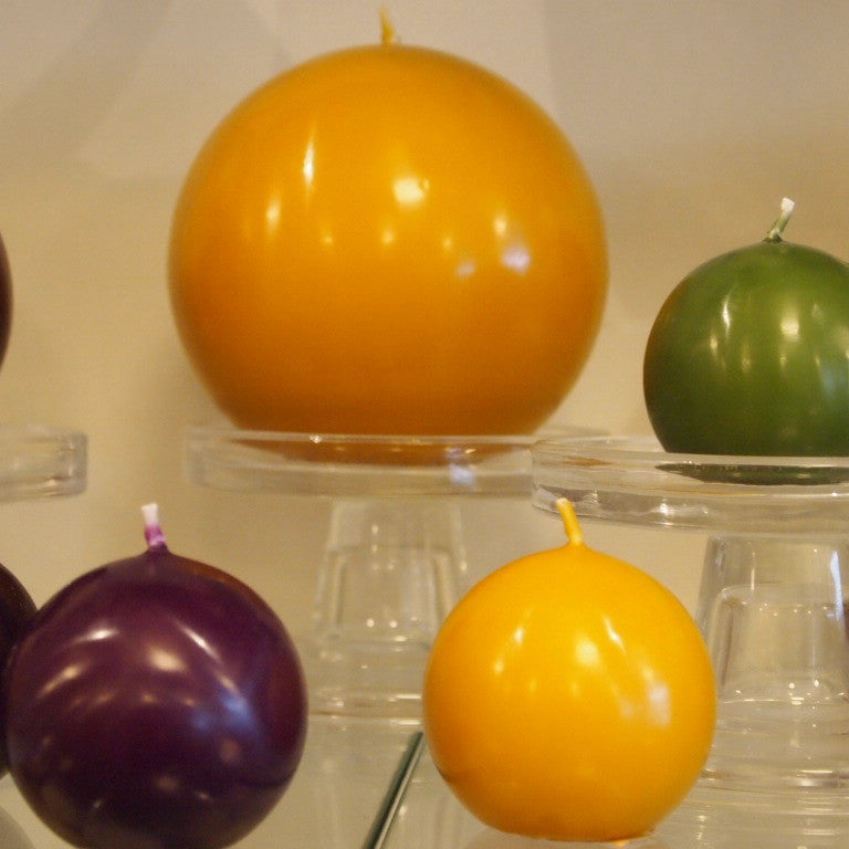 Creative Ball Candles