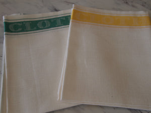 Linen Glass Cloth