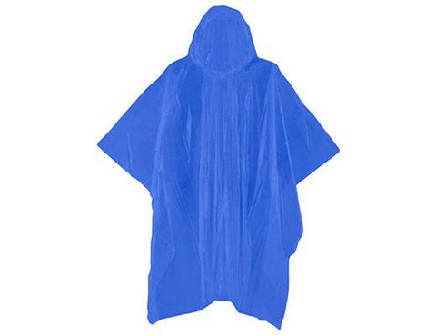 Rain Ponchos, mixed colors