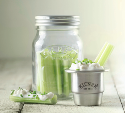 Kilner On-the-Go Food Jars