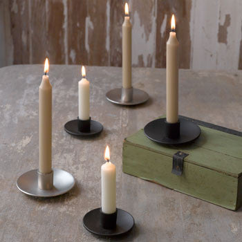 Northern Lights Disc Candle Bases