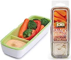 Joie Snack Containers