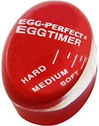 Egg Timer, in pot