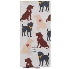 KayDee Cats and Dogs Towels