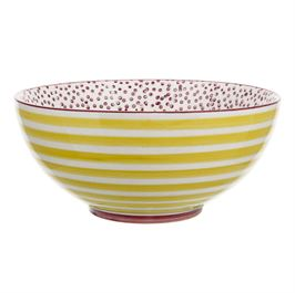 Bloomingville Patterned Bowls