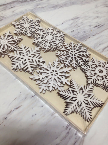 Cut-Out Snowflakes