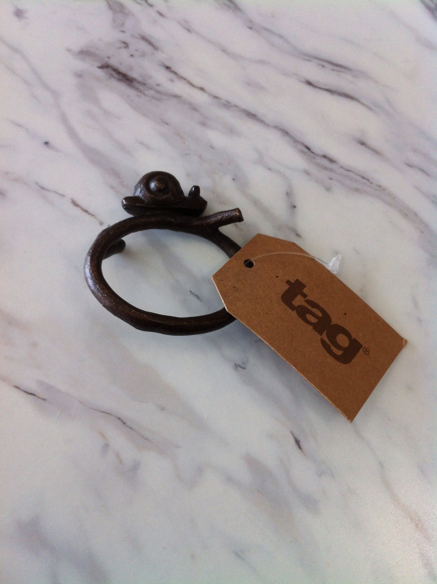 Bronze Napkin Ring