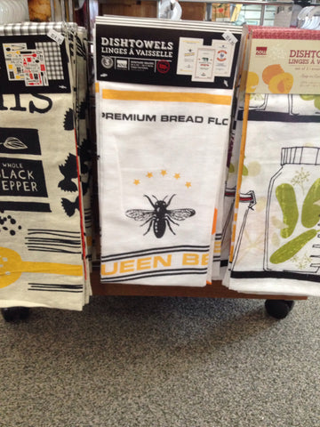 ND Printed Floursack Towel Sets