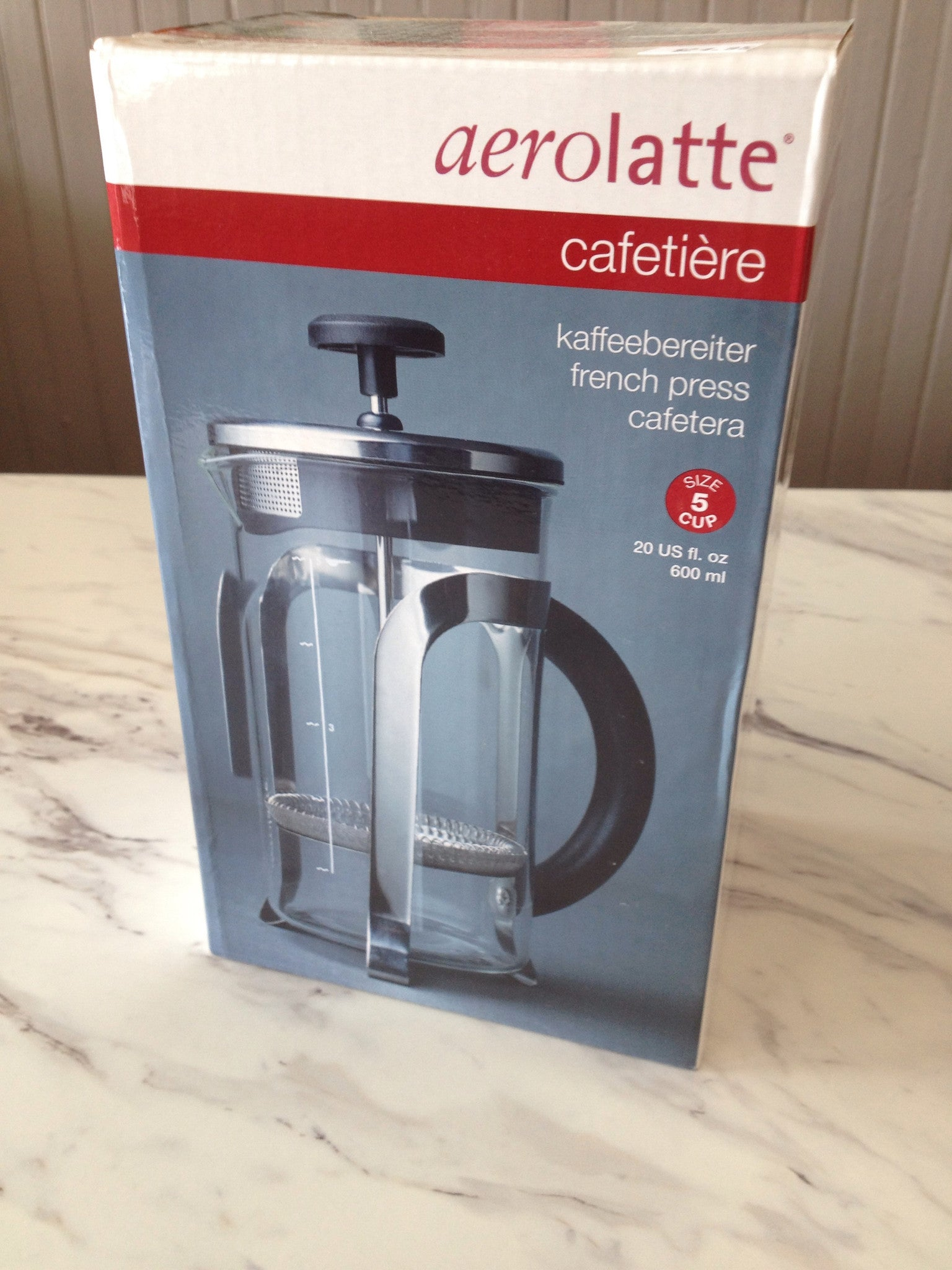French Press - Aerolatte